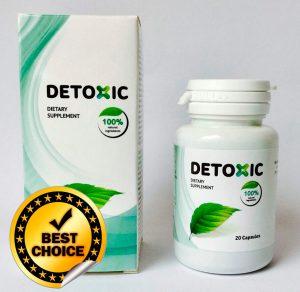 detoxic certificate