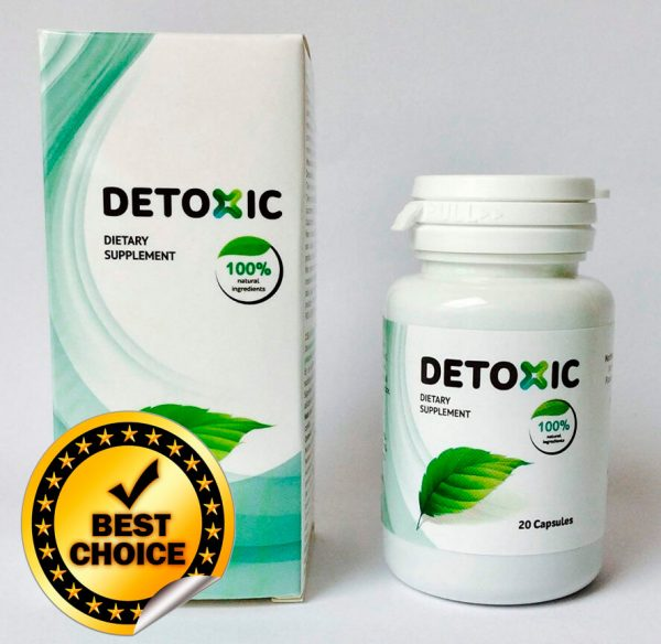 Detoxic Review – Is it Possible to Get Rid of Parasites Quickly?