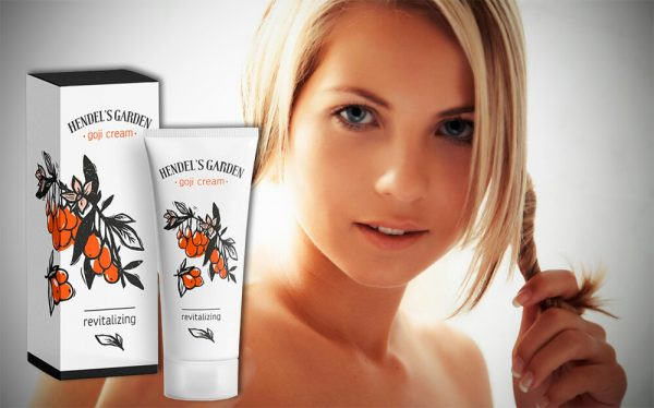 Goji Cream – the Anti-Aging Hydration Formula