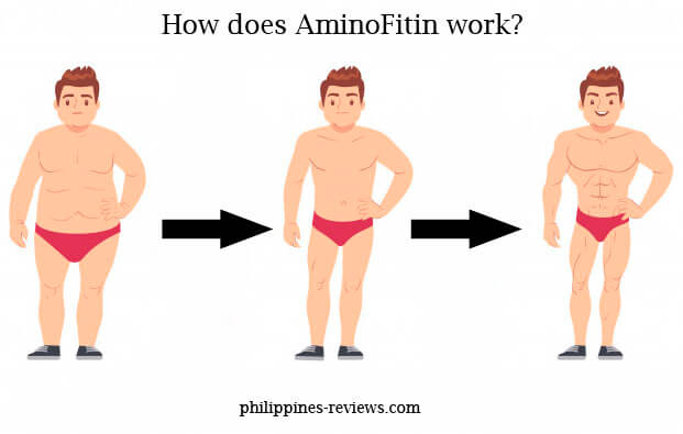 how aminofitin works