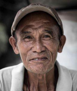 filipino man 76 years old