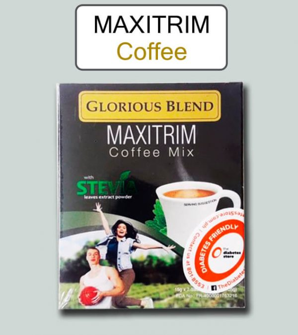 Maxitrim Coffee Overview