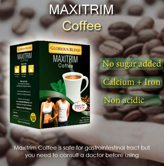 Maxitrim Coffee for Weight Loss