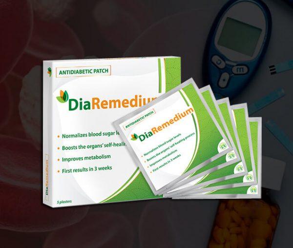 What is DiaRemedium