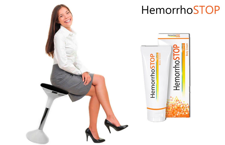 HemorrhoSTOP results