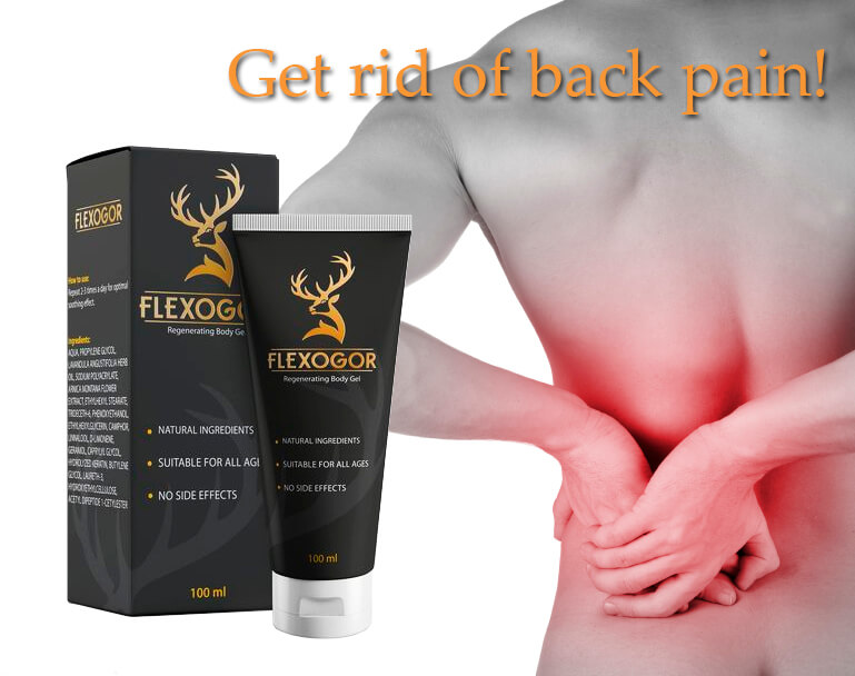 Flexogor gel review
