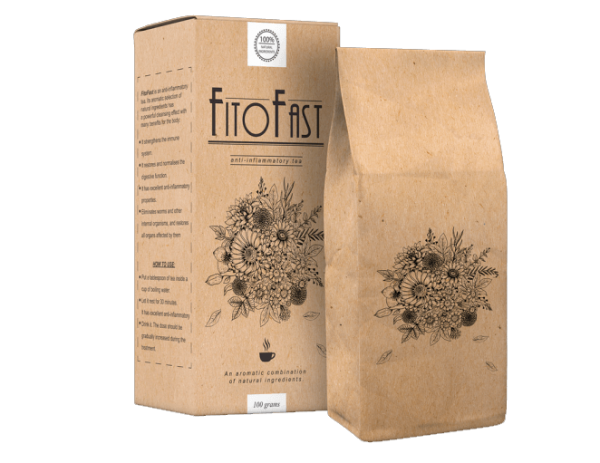 FitoFast Tea: The Safest Way to Detox Your Body