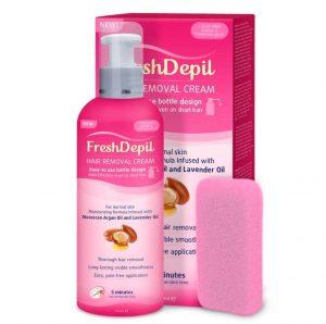 FreshDepil cream