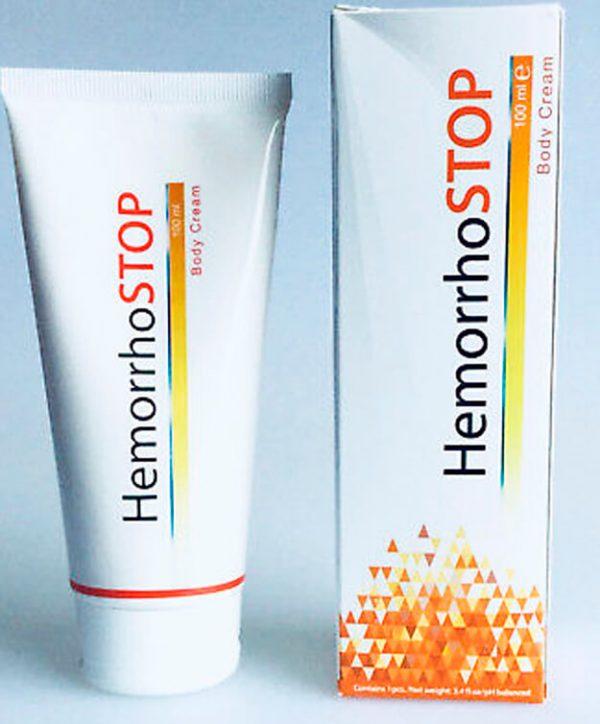 What is HemorrhoSTOP