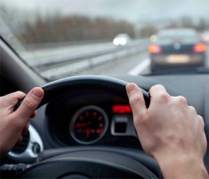 human factor in driving